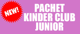 Pachet  Kinder Club Junior